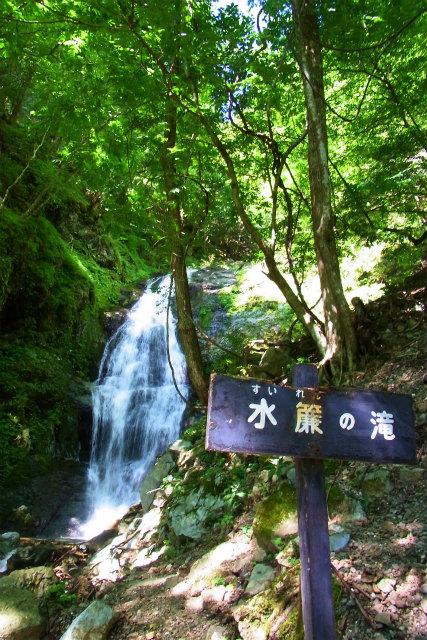 久々の山行!夏の大普賢岳