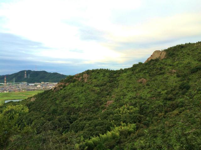 初めての山神社、外岩クライミング