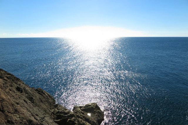日和佐の海