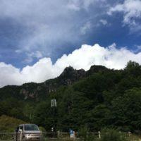 2020年の夏休み 瑞牆山へキャンプ